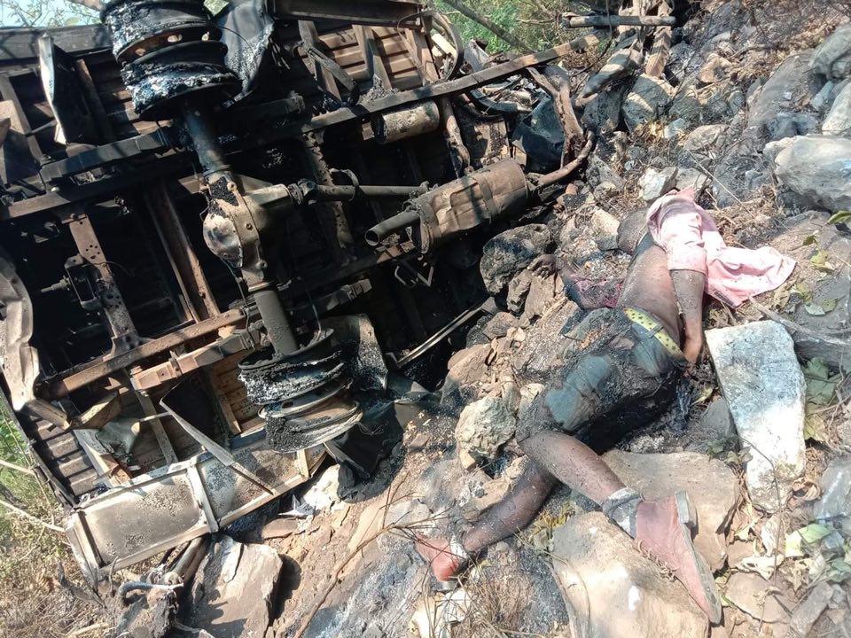 अपडेट : दैलेखमा भएको ट्रक दुर्घटनाका मृतक तीन जनै जनाको सनाखत