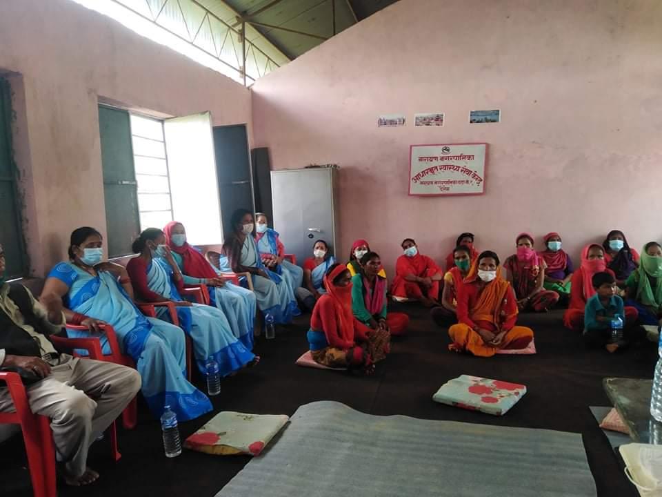 नारायण नगरपालिकाकाे १ मा आधारभूत स्वास्थ्य सेवा केन्द्र संञ्चालन